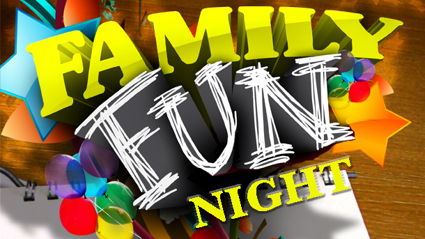 Family Fun Night: www.welcomehometv.net/Pages/FamilyFun.aspx